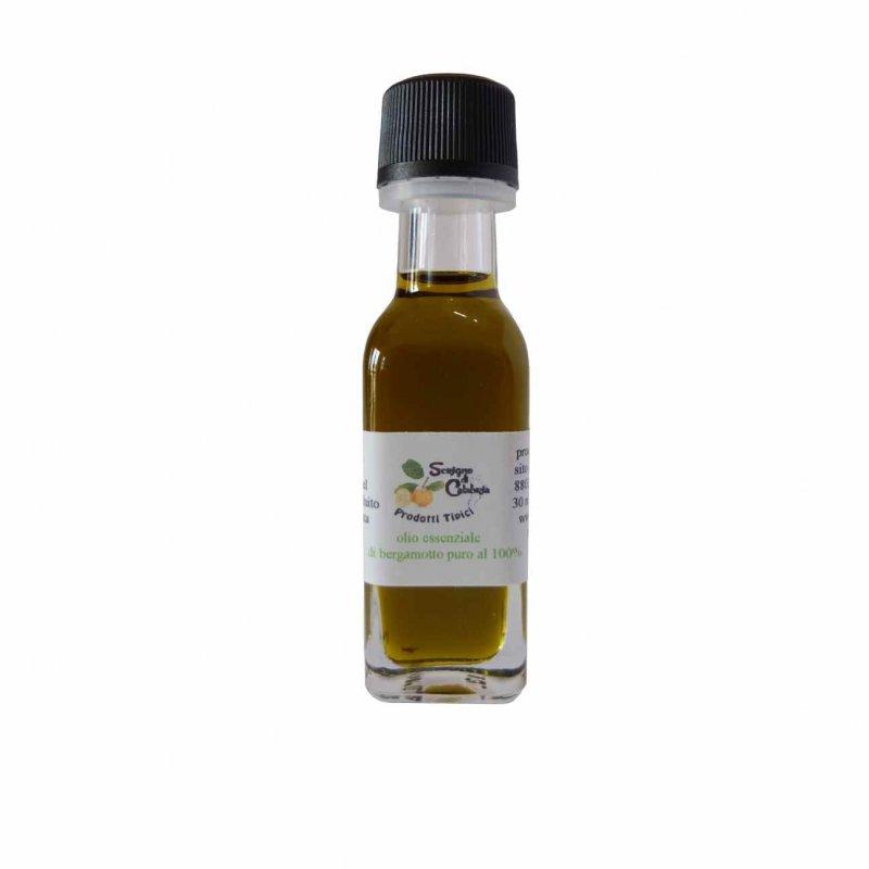 Olio essenziale di bergamotto puro al 100%