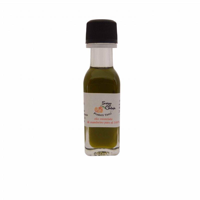olio essenziale di mandarino puro al 100%